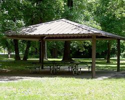 Neighborhood Park Open Shelters