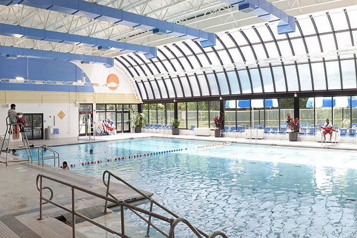 theresa banks indoor pool