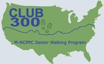 300 Club Walking club