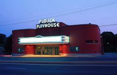 publick playhouse exterior