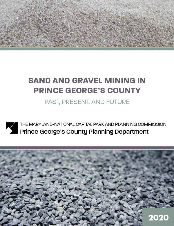 Sand and Gravel Study_webpage_cover